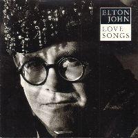 Cover Elton John - Love Songs [1991]